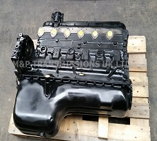 Iveco 230 Engine